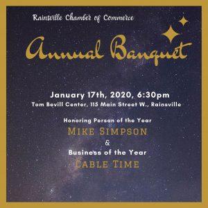 53rd Annual Banquet @ Tom Bevill Center